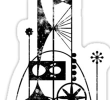 64/65 World's Fair - Tower of the Four Winds Sticker