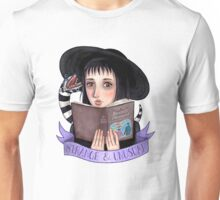 I Myself Am Strange and Unusual Unisex T-Shirt