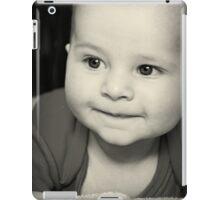 Charlie's Portrait iPad Case/Skin