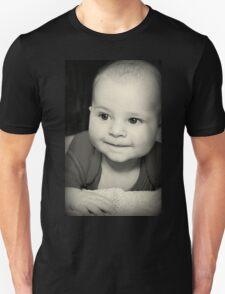 Charlie's Portrait Unisex T-Shirt