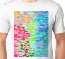 FIELD OF FLOWERS Unisex T-Shirt
