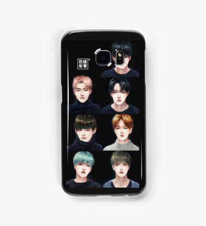 BTS - Run Again. Samsung Galaxy Case/Skin