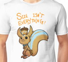 Smite - Size isn't everything (Chibi) Unisex T-Shirt