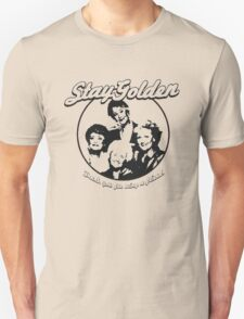 Stay Golden Girls Funny 1980s Funny Hilarious Vintage Unisex T-Shirt T-Shirt