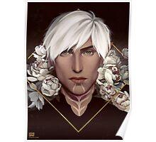 Dragon Age: Fenris Poster