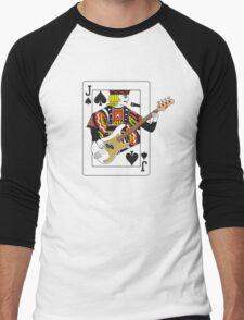 Jack Bass P Men's Baseball ¾ T-Shirt