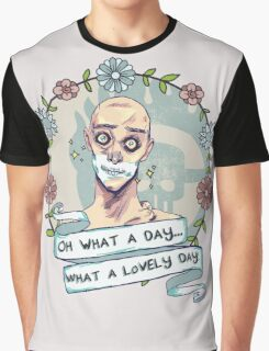 Warboy Graphic T-Shirt
