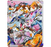 Running Horses - OG iPad Case/Skin