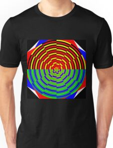 Digital Sunset Unisex T-Shirt