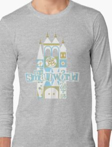 it's a small world! Long Sleeve T-Shirt