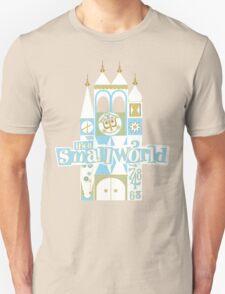 it's a small world! Unisex T-Shirt