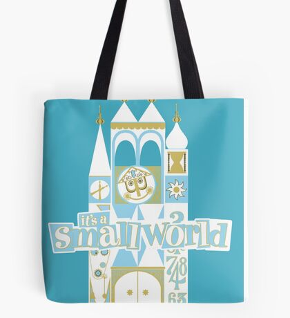 it's a small world! Tote Bag