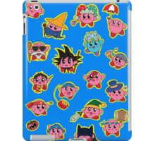 Little Kirbs. iPad Case/Skin