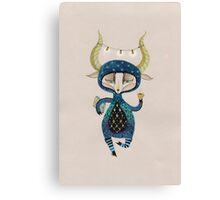 Goats coffee Canvas Print