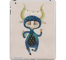 Goats coffee iPad Case/Skin