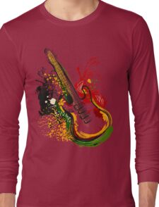 Electric guitar. Long Sleeve T-Shirt