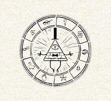 Circle of Bill Cipher Hoodie