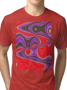 Colorful Trip Tri-blend T-Shirt