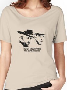 Butch Cassidy and the Sundance Kid Women's Relaxed Fit T-Shirt