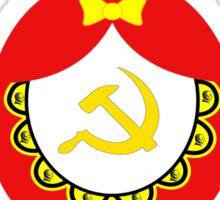 Katya Zamolodchikova - Soviet Matroyshka  Sticker