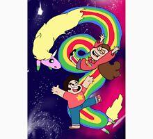 Falling Adventures Through the Universe Print Unisex T-Shirt