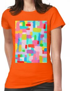 BUBBLEGUM DREAM Womens Fitted T-Shirt