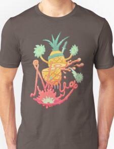 Ninja pineapple Unisex T-Shirt