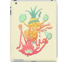 Ninja pineapple iPad Case/Skin