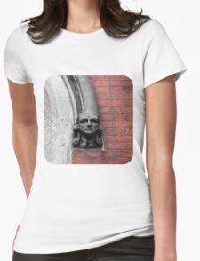 Stone-Faced  Womens Fitted T-Shirt