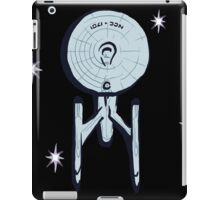 NCC - 1701 ENTERPRISE Star Trek iPad Case/Skin