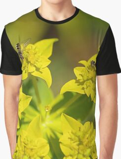 Hover Flies Graphic T-Shirt