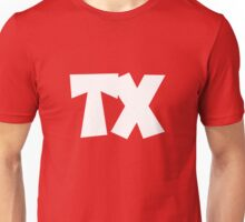 TX TEXAS Unisex T-Shirt