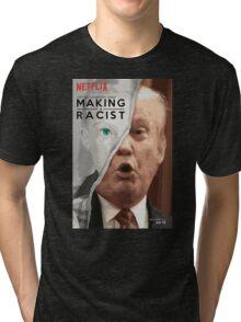 Making a Racist Tri-blend T-Shirt