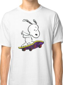 Snoopy skate Classic T-Shirt