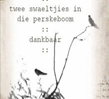Dankbaarheid by Maree Clarkson