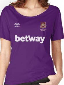 West Ham United F.C. Women's Relaxed Fit T-Shirt