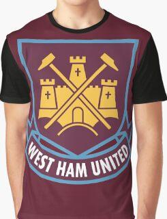 West Ham United F.C. Graphic T-Shirt