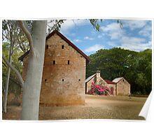 Joe Mortelliti Gallery - Springvale Homestead, Katherine, Northern Territory, Australia.  Poster