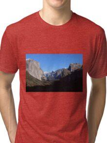 Yosemite Valley Tri-blend T-Shirt