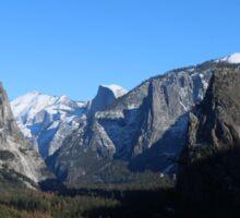 Yosemite Valley Sticker