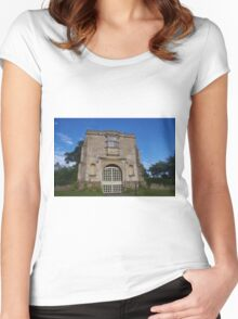 Spye Park Gatehouse Women's Fitted Scoop T-Shirt