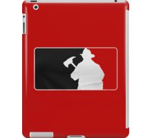 Firefighters are ALWAYS ready iPad Case/Skin