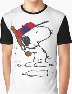 Snoopy golf fun Graphic T-Shirt