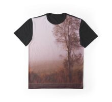 Standing alone in the fog Graphic T-Shirt