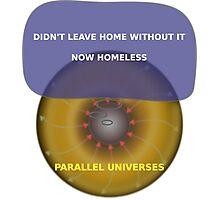 Parallel Universes - AE Photographic Print