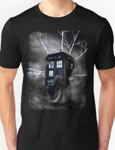 Lightning Blue Box T-Shirt