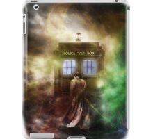 Fantasy Fog Blue Box iPad Case/Skin