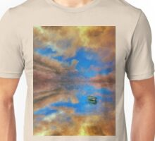 Edge of Heaven Inpressionist Unisex T-Shirt