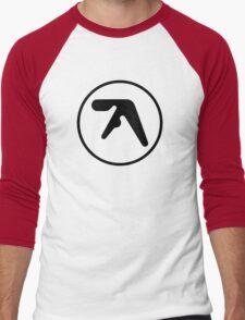 Aphex Twin Logo Men's Baseball ¾ T-Shirt