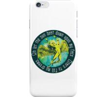 ICARUS - KASHMIR iPhone Case/Skin